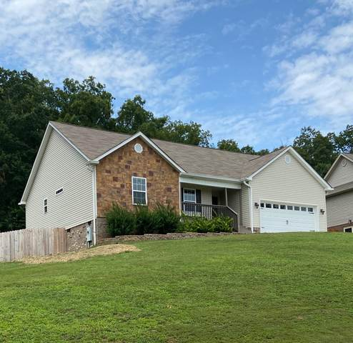 235 SE Burnt Hollow Tr, Cleveland, TN 37323 (MLS #1322160) :: The Edrington Team
