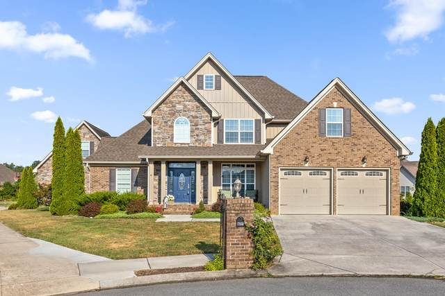 7999 Tranquility Dr, Ooltewah, TN 37363 (MLS #1322182) :: Austin Sizemore Team