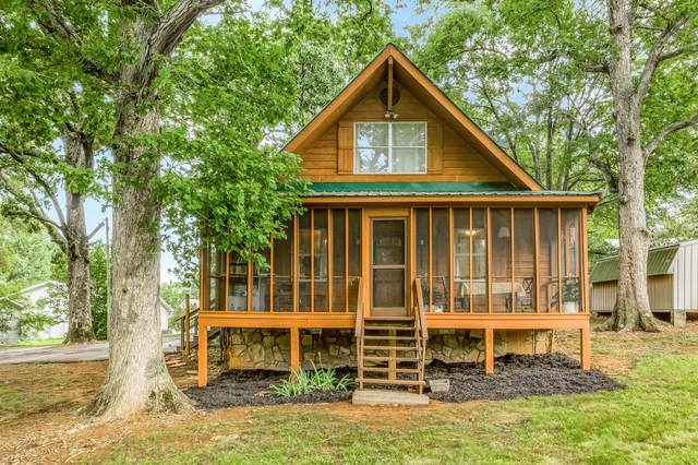 112 Westerly Ave, Benton, TN 37307 (MLS #1322186) :: Keller Williams Realty | Barry and Diane Evans - The Evans Group