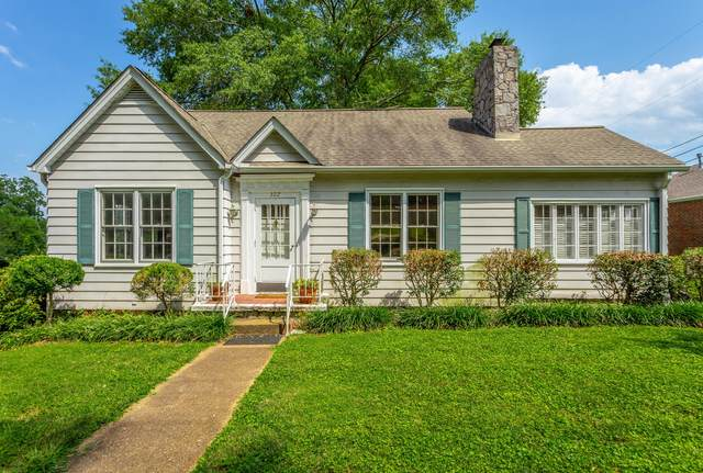302 Belvoir Ave, Chattanooga, TN 37411 (MLS #1322200) :: Keller Williams Realty | Barry and Diane Evans - The Evans Group