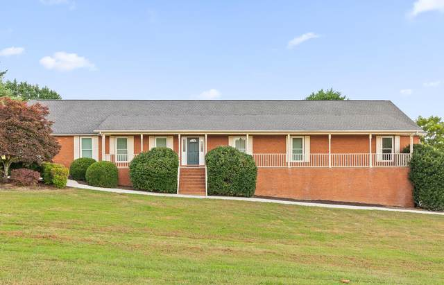 29 Green Hill Dr, Ringgold, GA 30736 (MLS #1322255) :: Keller Williams Realty | Barry and Diane Evans - The Evans Group