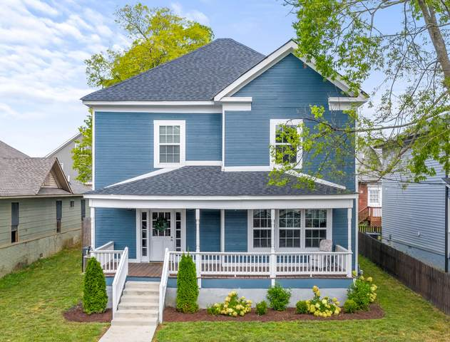 803 S Highland Park Ave, Chattanooga, TN 37404 (MLS #1322302) :: Keller Williams Realty | Barry and Diane Evans - The Evans Group