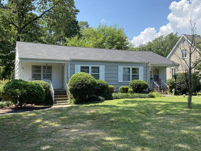 809 S Crest Rd, Chattanooga, TN 37404 (MLS #1322306) :: Austin Sizemore Team