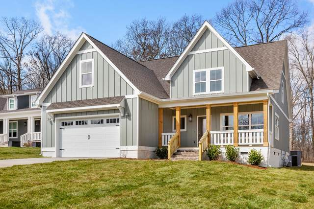 5044 Signal Mill Ln #5, Signal Mountain, TN 37377 (MLS #1322311) :: Smith Property Partners