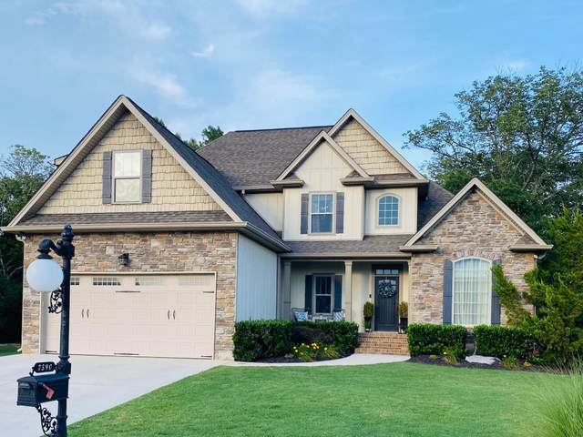 7590 Lacie Jay Ln, Ooltewah, TN 37363 (MLS #1322380) :: Keller Williams Realty | Barry and Diane Evans - The Evans Group