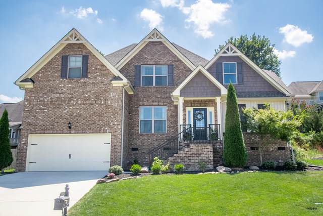 9581 Hastings Way, Ooltewah, TN 37363 (MLS #1322446) :: Smith Property Partners