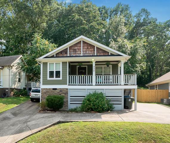 330 Sylvan St, Chattanooga, TN 37405 (MLS #1322470) :: Keller Williams Realty | Barry and Diane Evans - The Evans Group