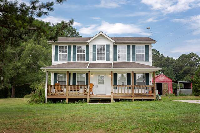 150 SE Reagan Rd, Cleveland, TN 37323 (MLS #1322545) :: Keller Williams Realty | Barry and Diane Evans - The Evans Group