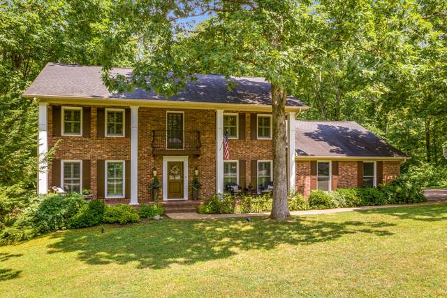 184 Woodcliff Cir, Signal Mountain, TN 37377 (MLS #1322559) :: Keller Williams Realty | Barry and Diane Evans - The Evans Group