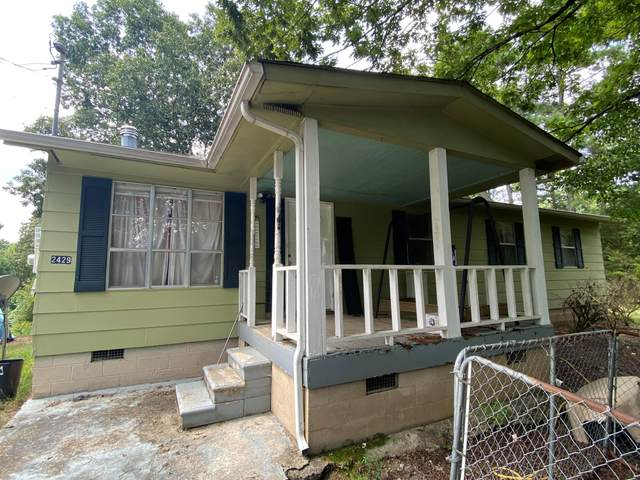 2429 Lake Rd, Tunnel Hill, GA 30755 (MLS #1322561) :: Chattanooga Property Shop