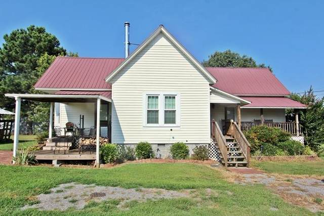 7089 Co Rd 124, Dutton, AL 35744 (MLS #1322573) :: Chattanooga Property Shop