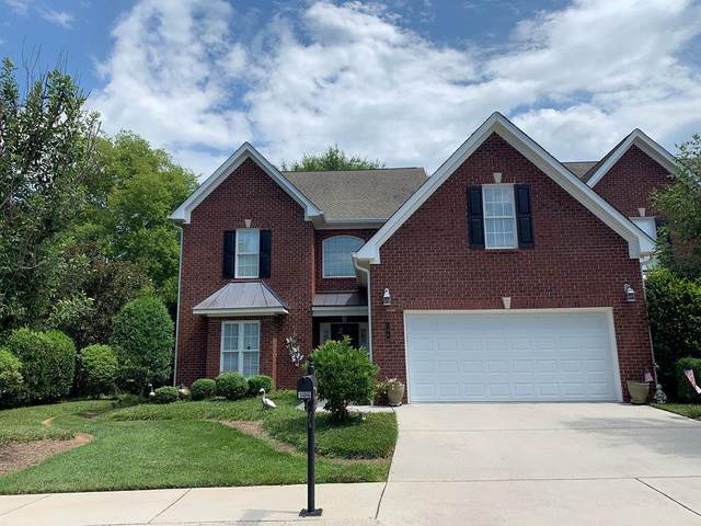 106 NE Overbriar Dr, Cleveland, TN 37312 (MLS #1322621) :: Chattanooga Property Shop