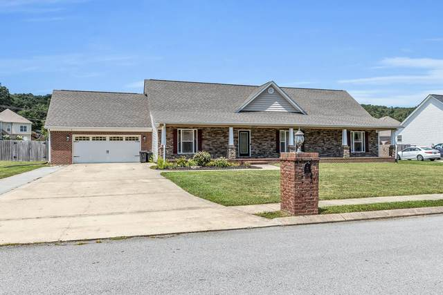 12209 Macon Way, Soddy Daisy, TN 37379 (MLS #1322653) :: The Weathers Team