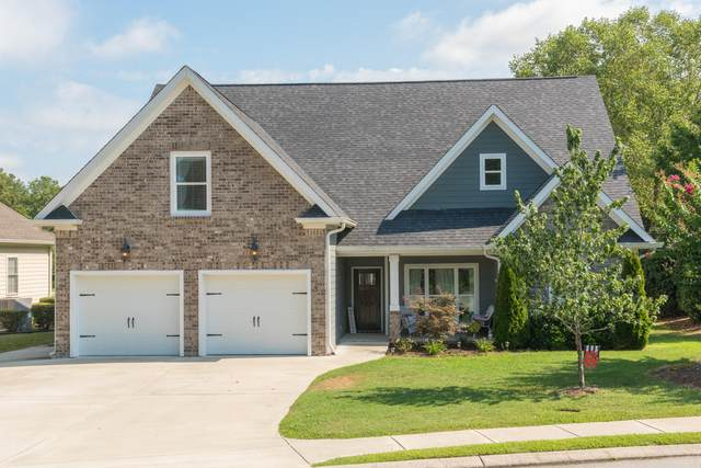 9535 Wandering Way, Ooltewah, TN 37363 (MLS #1322665) :: Keller Williams Realty | Barry and Diane Evans - The Evans Group