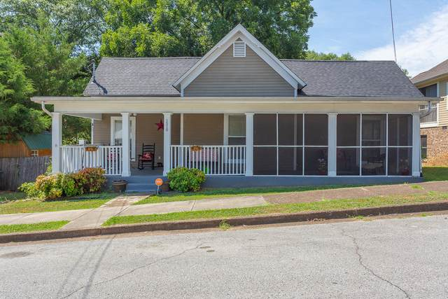 1510 W 54th St, Chattanooga, TN 37409 (MLS #1322738) :: Keller Williams Realty | Barry and Diane Evans - The Evans Group