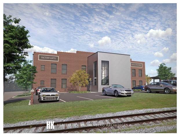 1265 E 13th St #106, Chattanooga, TN 37408 (MLS #1322791) :: Chattanooga Property Shop
