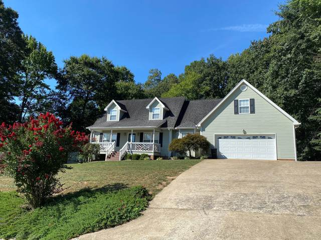1008 Clift Cave Rd, Soddy Daisy, TN 37379 (MLS #1322958) :: Keller Williams Realty | Barry and Diane Evans - The Evans Group