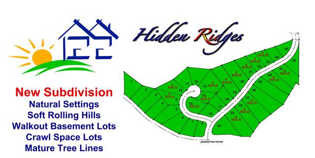 Lot 34 SW Hidden Ridges Sw Dr #11, Mcdonald, TN 37353 (MLS #1322969) :: The Mark Hite Team