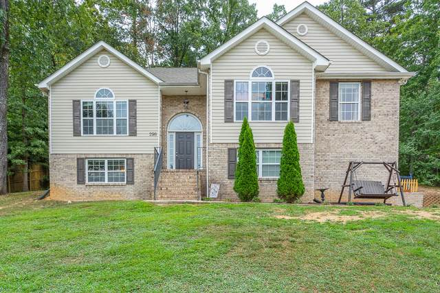 298 Maple Way, Ringgold, GA 30736 (MLS #1323088) :: Keller Williams Realty | Barry and Diane Evans - The Evans Group