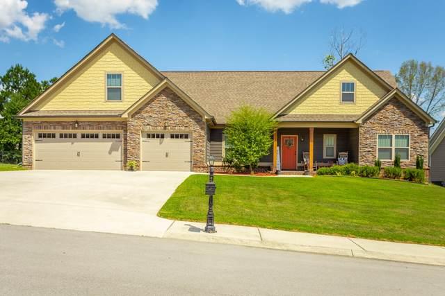 52 Angel Oak Way, Ringgold, GA 30736 (MLS #1323104) :: Chattanooga Property Shop