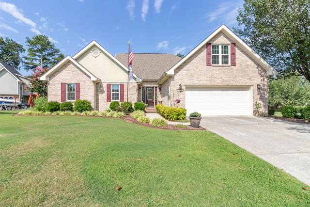 4025 Timber Trace Dr, Ooltewah, TN 37363 (MLS #1323124) :: Keller Williams Realty   Barry and Diane Evans - The Evans Group