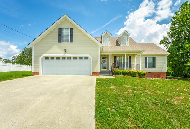 88 Ginger Dr, Ringgold, GA 30736 (MLS #1323125) :: The Mark Hite Team