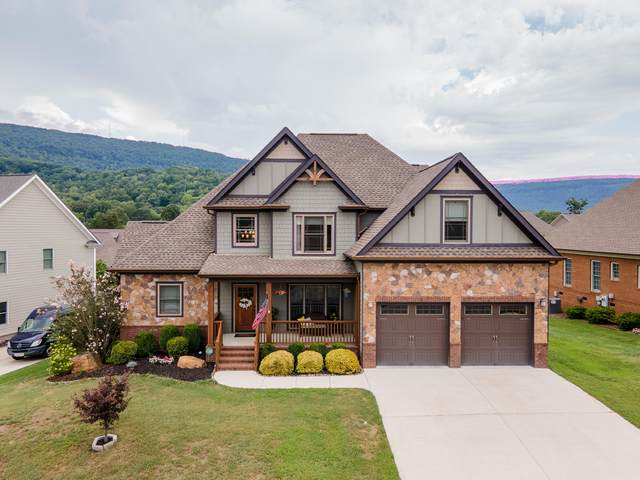 5879 Sunset Canyon Dr, Hixson, TN 37343 (MLS #1323155) :: Keller Williams Realty | Barry and Diane Evans - The Evans Group
