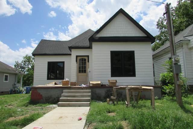 2210 Bennett Ave, Chattanooga, TN 37404 (MLS #1323160) :: Smith Property Partners