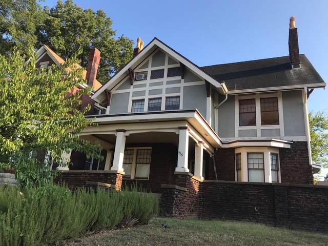935 Mccallie Ave, Chattanooga, TN 37403 (MLS #1323164) :: Keller Williams Realty | Barry and Diane Evans - The Evans Group