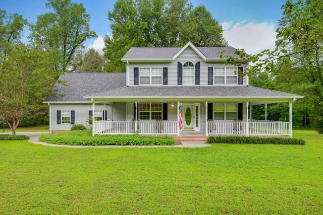 1057 Salem Valley Rd, Ringgold, GA 30736 (MLS #1323199) :: Chattanooga Property Shop