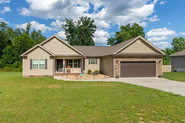 93 Timberbrook Dr, Chatsworth, GA 30705 (MLS #1323230) :: Keller Williams Realty | Barry and Diane Evans - The Evans Group