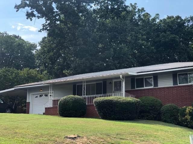 2819 Ridgecrest Dr, Chattanooga, TN 37406 (MLS #1323237) :: The Edrington Team