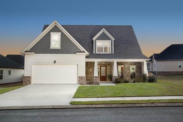 8073 Slugger Way #12, Chattanooga, TN 37421 (MLS #1323241) :: Chattanooga Property Shop