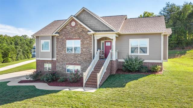 303 Ginger Lake Dr, Rock Spring, GA 30739 (MLS #1323277) :: Smith Property Partners