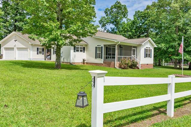 384 Raven Cliff Rd, Graysville, TN 37338 (MLS #1323311) :: Chattanooga Property Shop