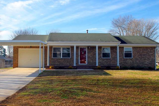 383 16th Ave, Dayton, TN 37321 (MLS #1323314) :: Keller Williams Realty | Barry and Diane Evans - The Evans Group