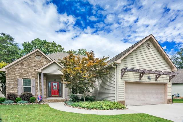 10947 Thatcher Crest Dr, Soddy Daisy, TN 37379 (MLS #1323375) :: Keller Williams Realty | Barry and Diane Evans - The Evans Group