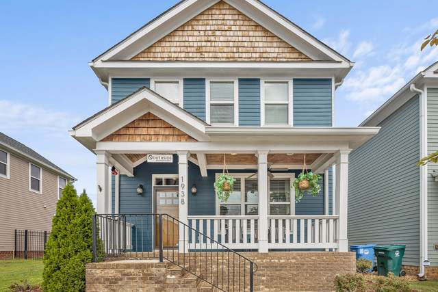 1938 Rossville Ave, Chattanooga, TN 37408 (MLS #1323387) :: Keller Williams Realty | Barry and Diane Evans - The Evans Group