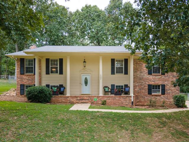 307 Rolling Ridge Dr, Chattanooga, TN 37421 (MLS #1323472) :: Keller Williams Realty | Barry and Diane Evans - The Evans Group