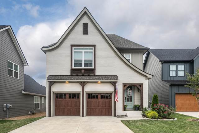 1851 Seven Pines Ln, Chattanooga, TN 37415 (MLS #1323560) :: Keller Williams Realty | Barry and Diane Evans - The Evans Group