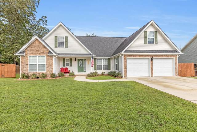 662 Soaring Eagle Cir, Hixson, TN 37343 (MLS #1323576) :: Keller Williams Realty | Barry and Diane Evans - The Evans Group