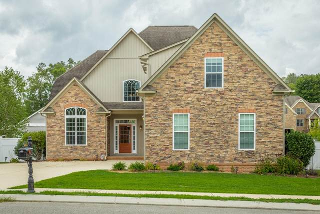 4445 Wellesley Dr, Ooltewah, TN 37363 (MLS #1323589) :: The Chattanooga's Finest | The Group Real Estate Brokerage