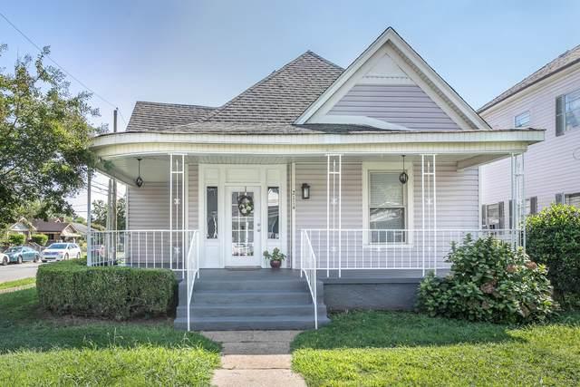 2114 Bennett Ave, Chattanooga, TN 37404 (MLS #1323600) :: Smith Property Partners
