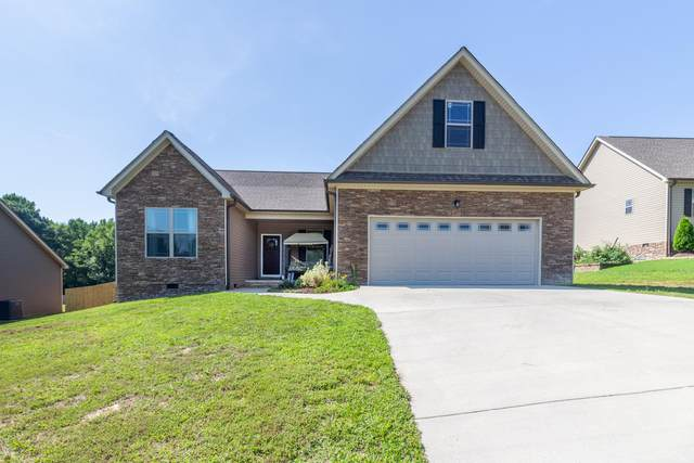 35 Cheshire Crossing Dr #14, Rock Spring, GA 30739 (MLS #1323631) :: Keller Williams Realty | Barry and Diane Evans - The Evans Group