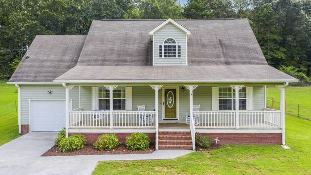 375 Casteel Rd, Cleveland, TN 37323 (MLS #1323689) :: Smith Property Partners