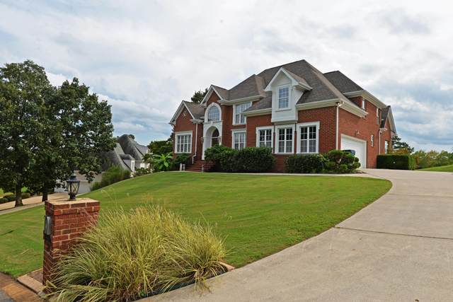 5720 Topsail Greens Dr, Chattanooga, TN 37416 (MLS #1323737) :: The Robinson Team
