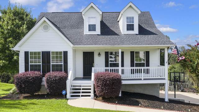 261 SE Hollow View Dr, Cleveland, TN 37323 (MLS #1323747) :: Austin Sizemore Team