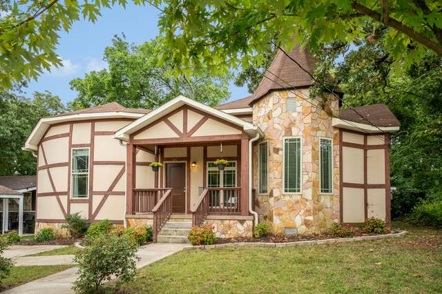 2102 Vine St, Chattanooga, TN 37404 (MLS #1323787) :: Keller Williams Realty | Barry and Diane Evans - The Evans Group