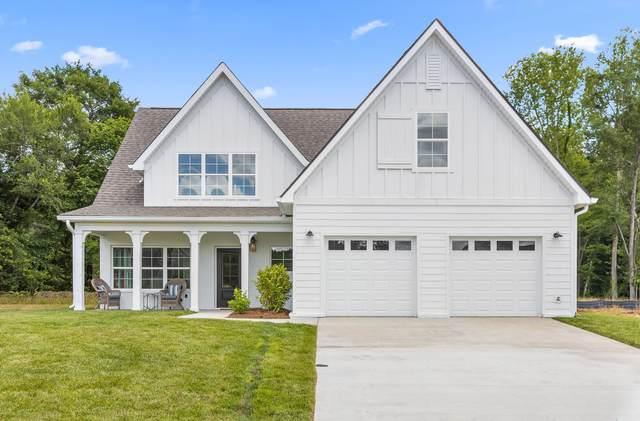1307 Baldwin Field Cir #43, Hixson, TN 37343 (MLS #1323792) :: Chattanooga Property Shop