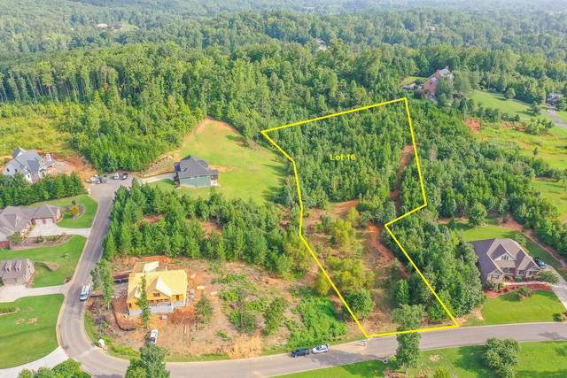 Lot 16 Turkey Run, Flintstone, GA 30725 (MLS #1323797) :: Austin Sizemore Team